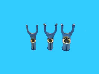 High Temperature Spade Terminals, Connectors